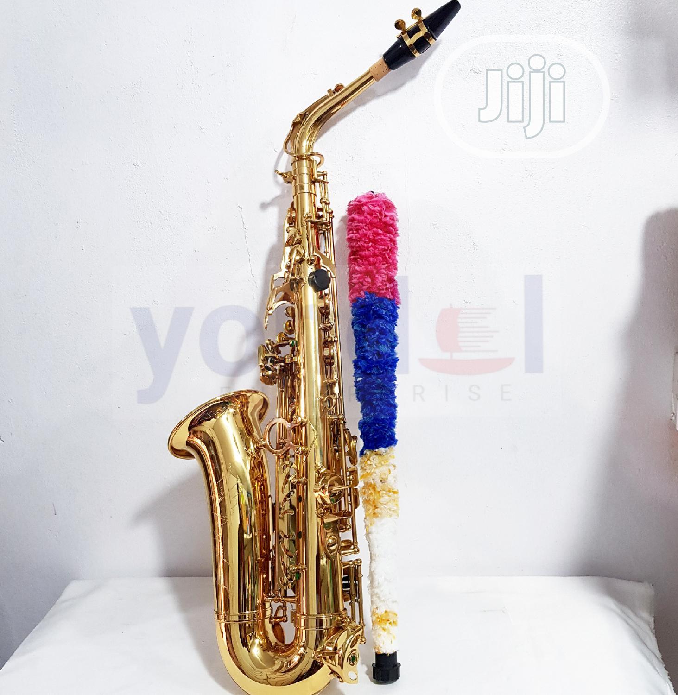 Archive: Yamaha Alto Saxophone