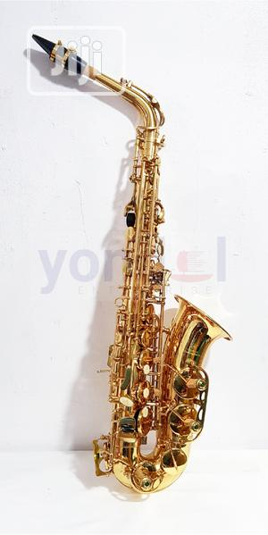 Yamaha Alto Saxophone | Musical Instruments & Gear for sale in Lagos State, Agege