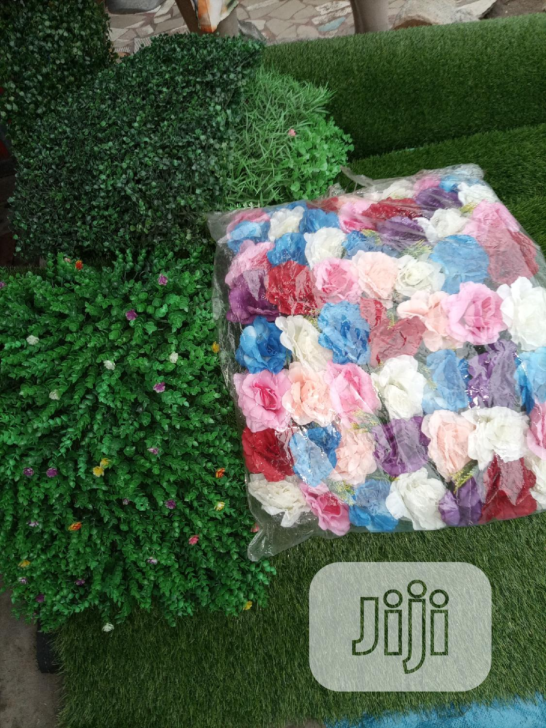 High Quality Synthetic Grass Carpet | Garden for sale in Surulere, Lagos State, Nigeria