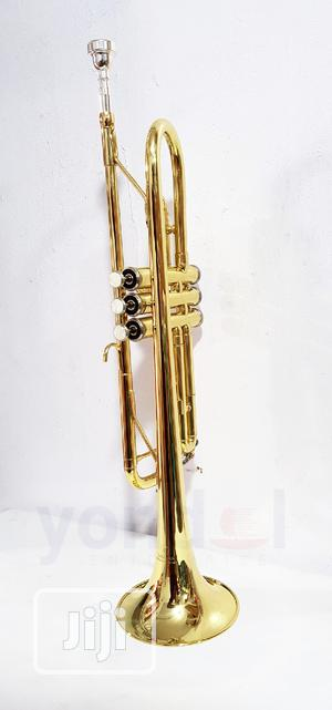 Yamaha Trumpet (Gold) | Musical Instruments & Gear for sale in Lagos State, Agege