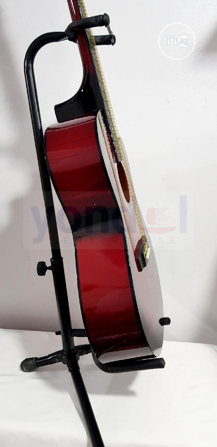 Guitar Stand With Neck Rest | Musical Instruments & Gear for sale in Agege, Lagos State, Nigeria