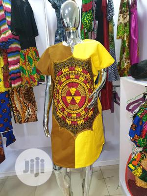 The Happy Ankara Shift Dress   Clothing for sale in Lagos State, Lagos Island (Eko)