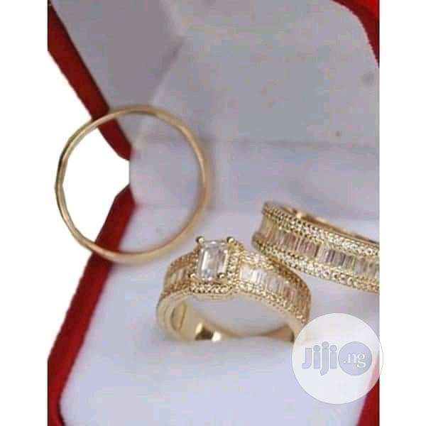 Italian Wedding Ring Gold In Surulere Wedding Wear Accessories Eddie Fashion Jiji Ng