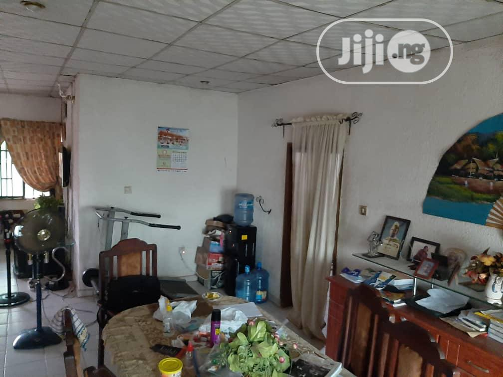 AWOOF 3 Bedroom Flat With 1 Room BQ In Gwarimpa For Sale | Houses & Apartments For Sale for sale in Gwarinpa, Abuja (FCT) State, Nigeria