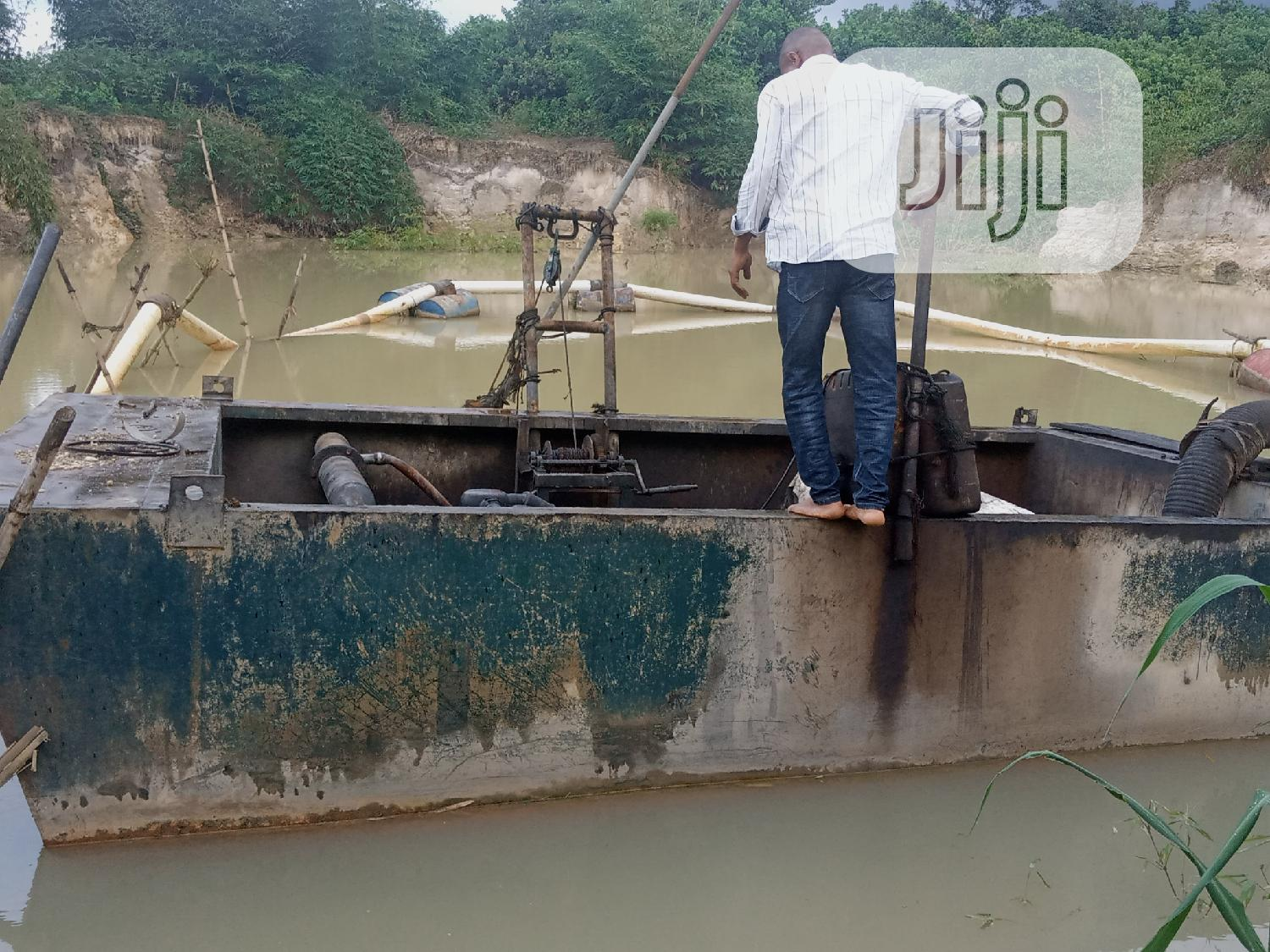 Rolls Royce Perkins 8 Inches Dredger | Watercraft & Boats for sale in Abak, Akwa Ibom State, Nigeria