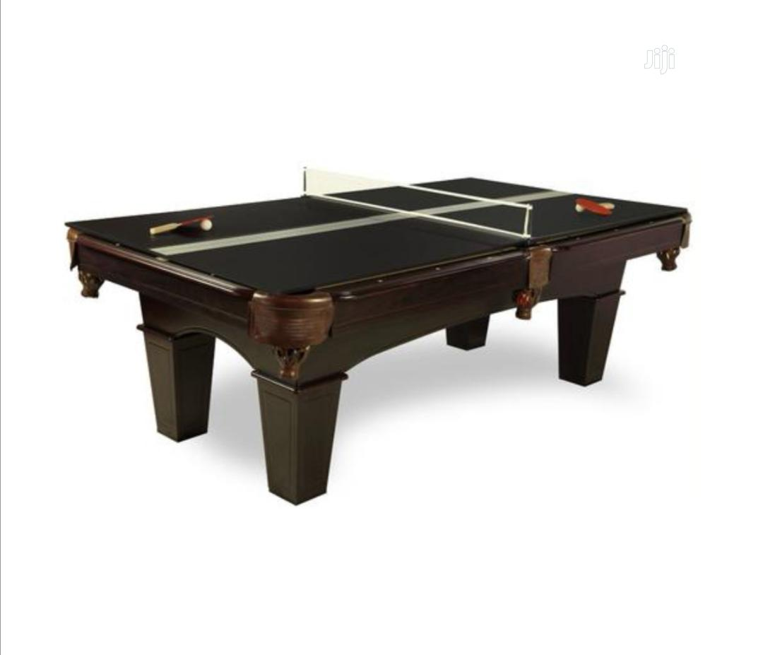 Brand New 2in1 Game Table