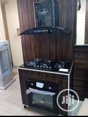 Polystar Set of Cooker Hood and Oven Set   Kitchen Appliances for sale in Lagos State, Magodo