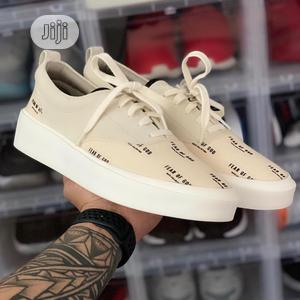 Fear of God Canvas Sneaker Available as Seen Order Yours   Shoes for sale in Lagos State, Lagos Island (Eko)