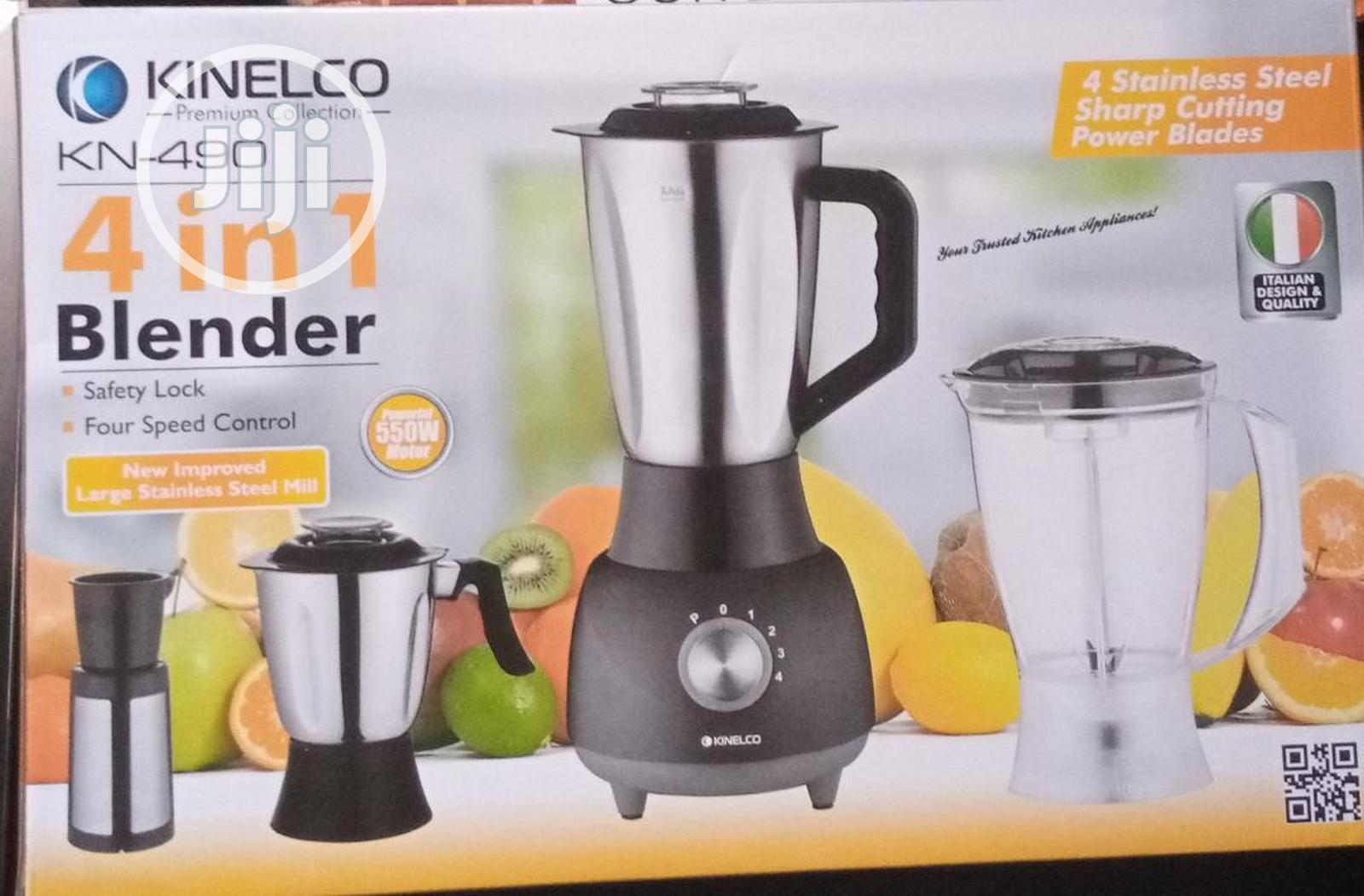 Kinelco 4 in 1 Blender