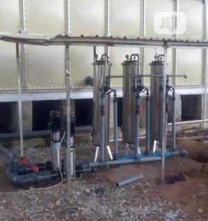 Water Treatment Plant   Manufacturing Equipment for sale in Abuja (FCT) State, Maitama
