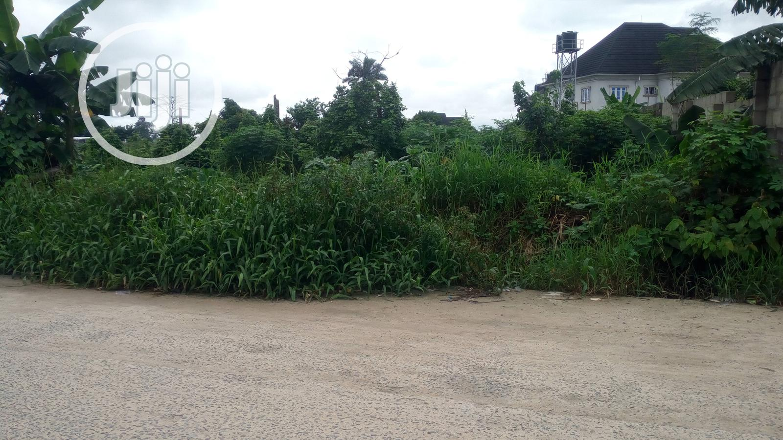 Archive: For Sale: Over 6 Plots of Land at Along Iriebe,Port Harcout