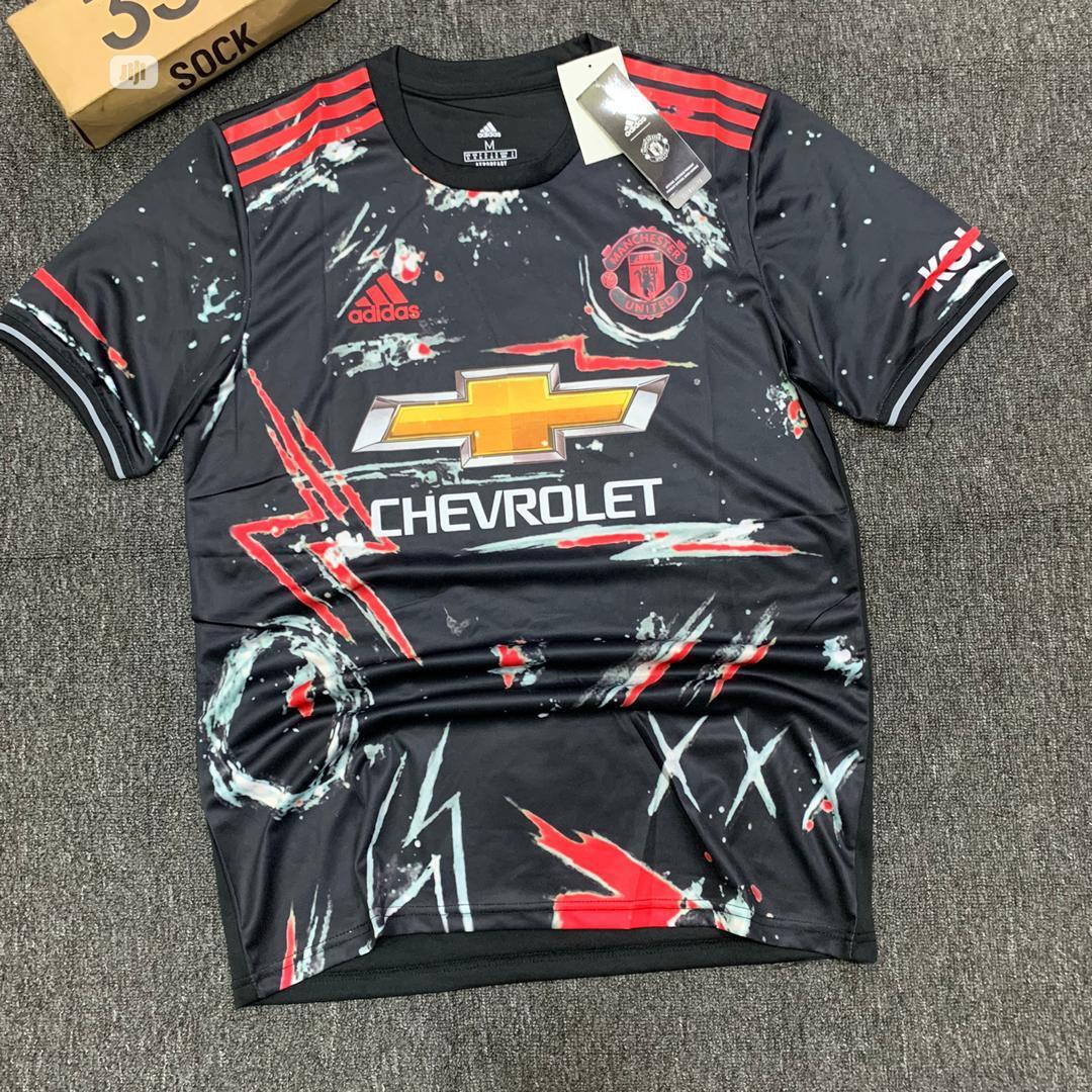 Man Utd New Training Kit In Lagos Island Eko Clothing Mekzy Store Jiji Ng