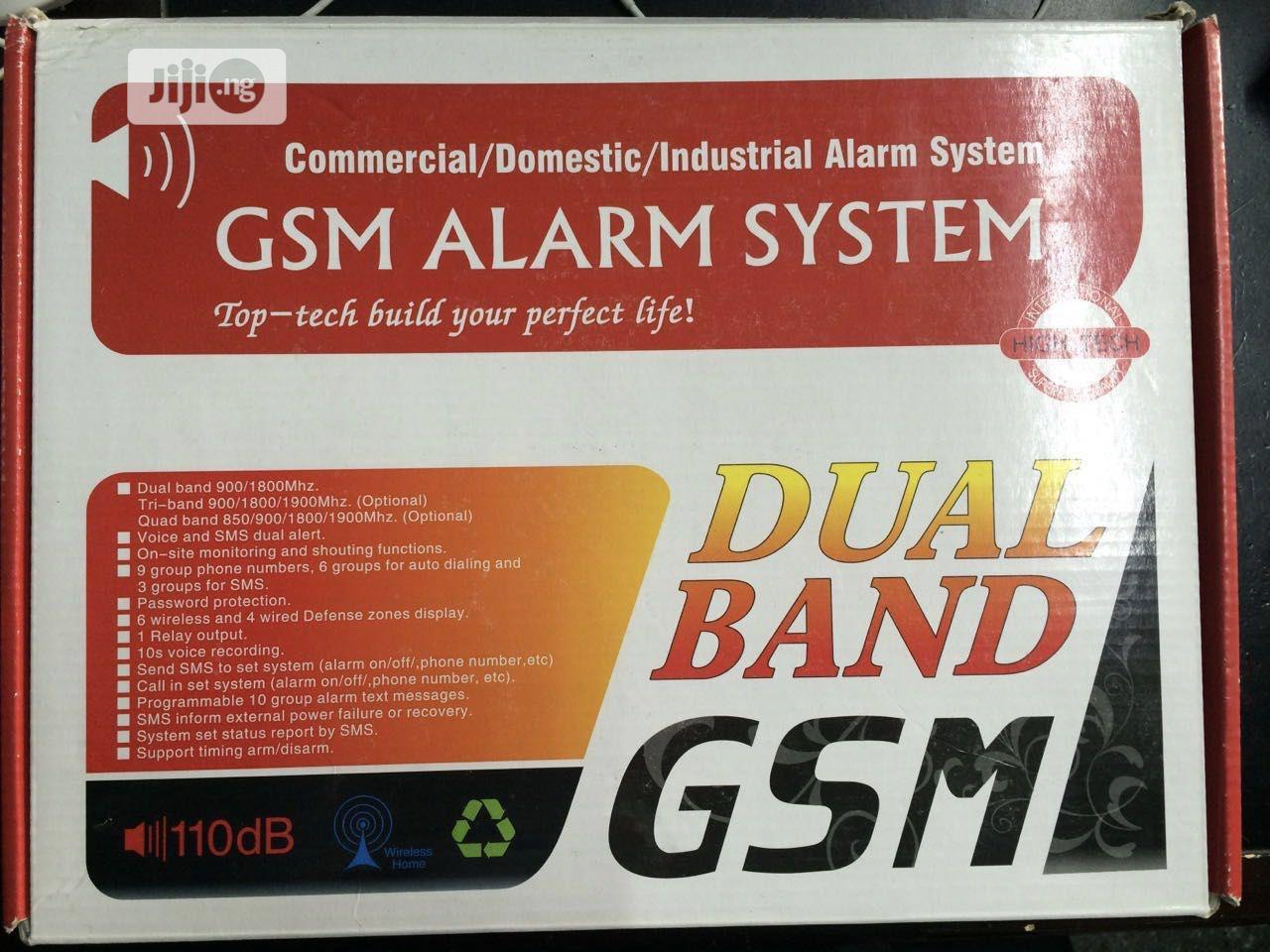 GSM Wireless Burglary Alarm System | Home Appliances for sale in Ikeja, Lagos State, Nigeria