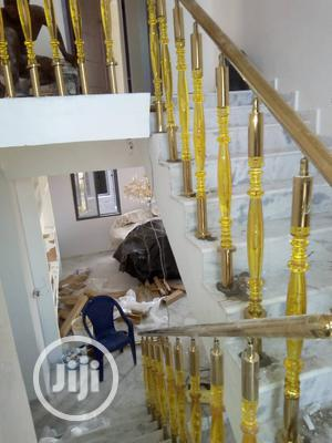 Crystal,Framless Glass,Stainlesa With Glass | Building & Trades Services for sale in Lagos State, Ajah
