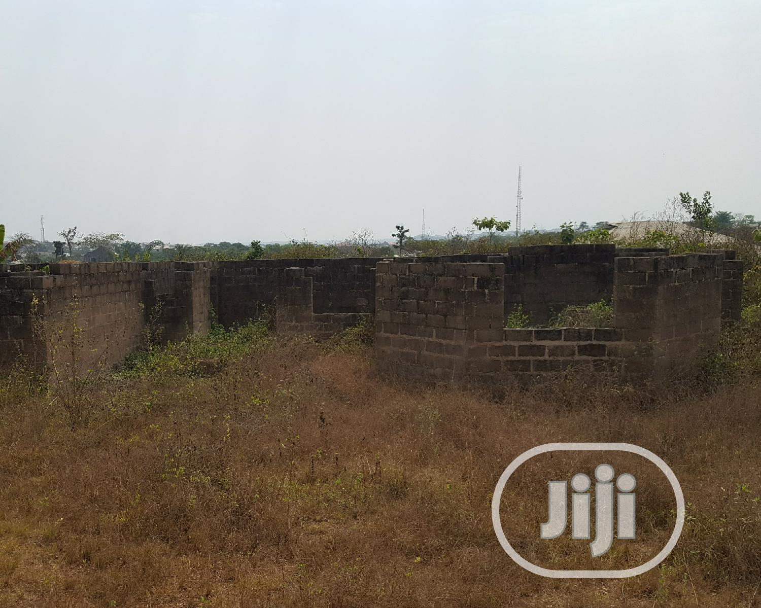 An Uncompleted Building Available For Sale