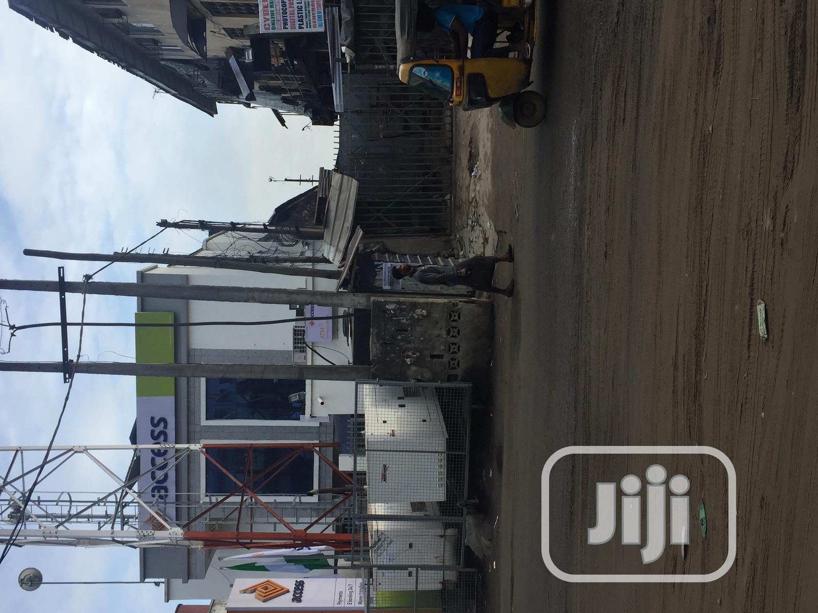 Standard 2 Storey Building Commercial Property for Sale  | Commercial Property For Sale for sale in Ojo, Lagos State, Nigeria