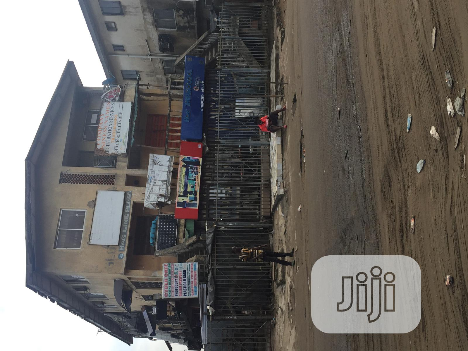 Standard 2 Storey Building Commercial Property for Sale