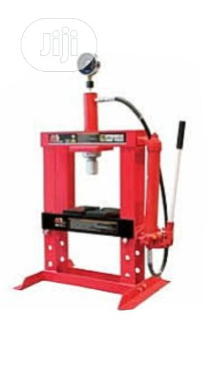 Hydraulic Shop Press 10ton   Manufacturing Equipment for sale in Lagos State, Ikeja