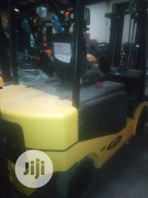 Brand New 3 Tons Electric Forklift 2020   Heavy Equipment for sale in Lagos State, Oshodi