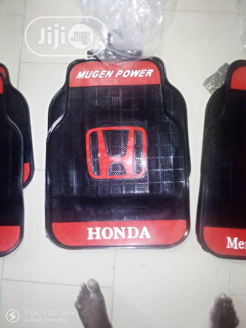 Durable Honda Floormat