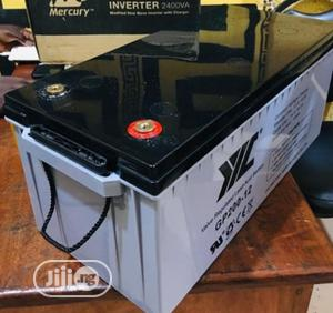 12v 200ah Jyc Battery Available Now | Solar Energy for sale in Lagos State, Ojo