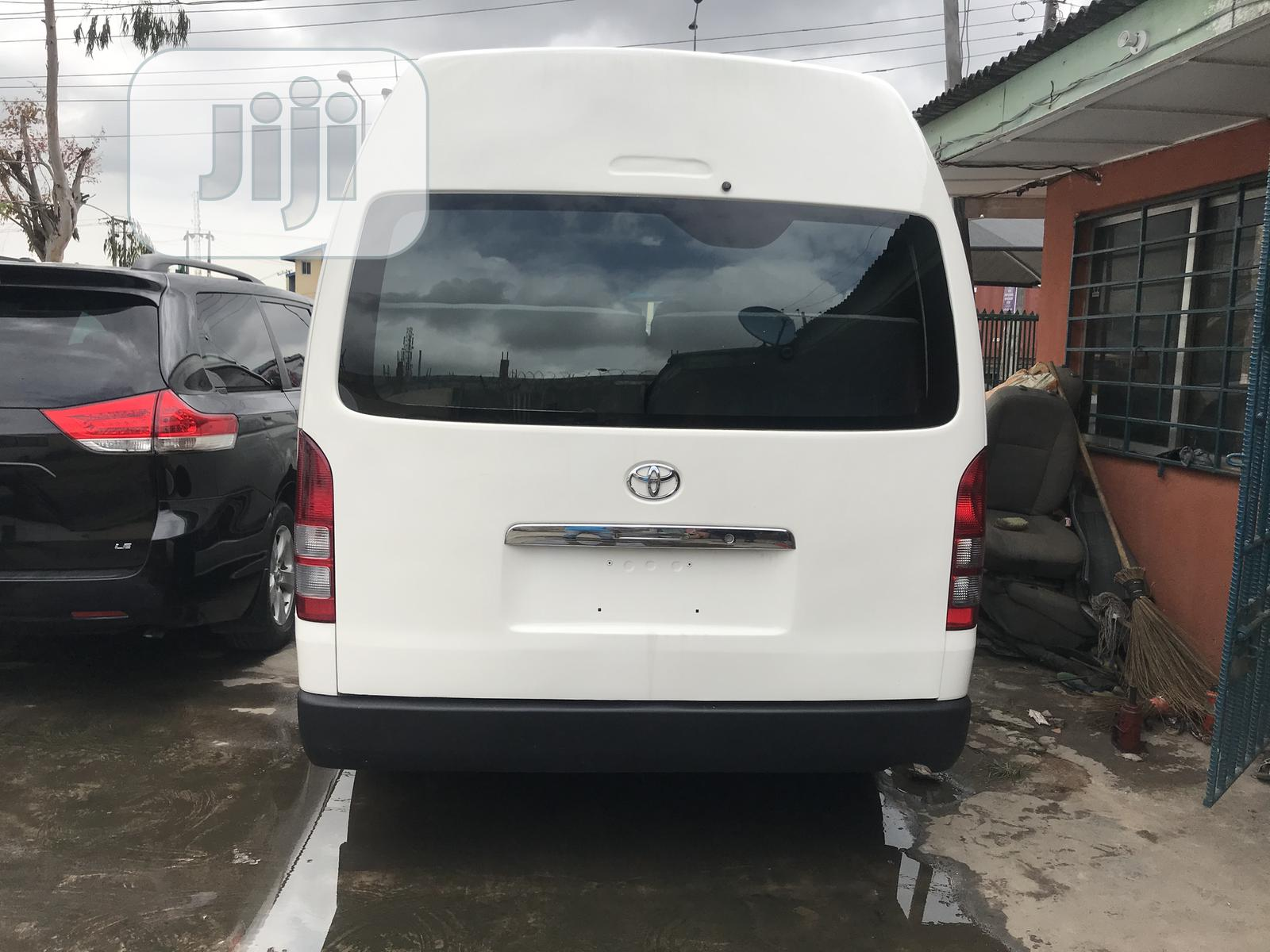 Locally Used Toyota Hiace Hummer3 2014 | Buses & Microbuses for sale in Maryland, Lagos State, Nigeria