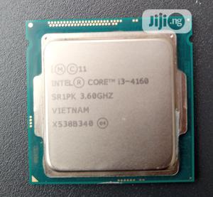 4th Generation I3 Desktop Processor   Computer Hardware for sale in Lagos State, Ojo