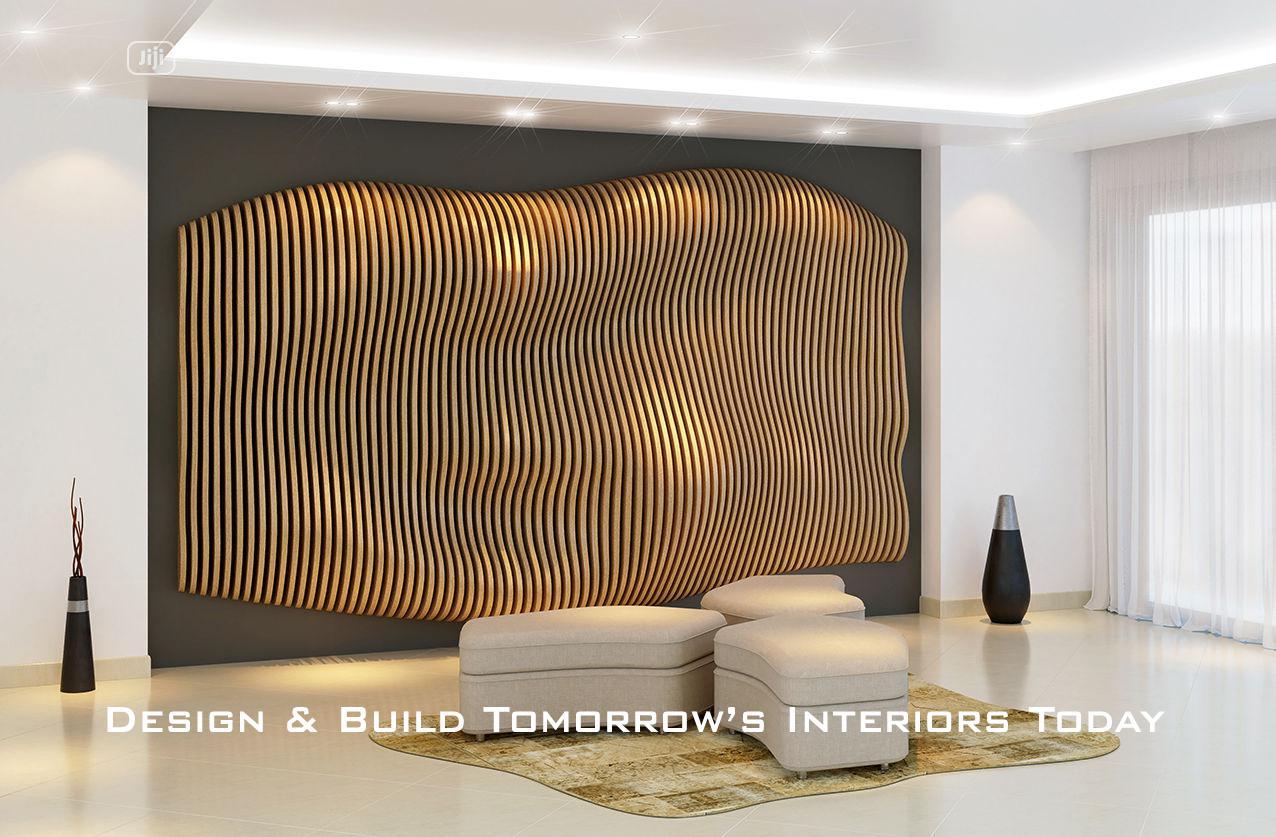 Parametric Walls & Furnitures - Design Training/Installation   Classes & Courses for sale in Ikeja, Lagos State, Nigeria
