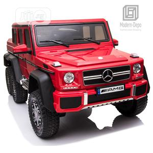 6 X 6 Mercedes Benz Ride on Car Double Seat | Toys for sale in Lagos State, Lekki