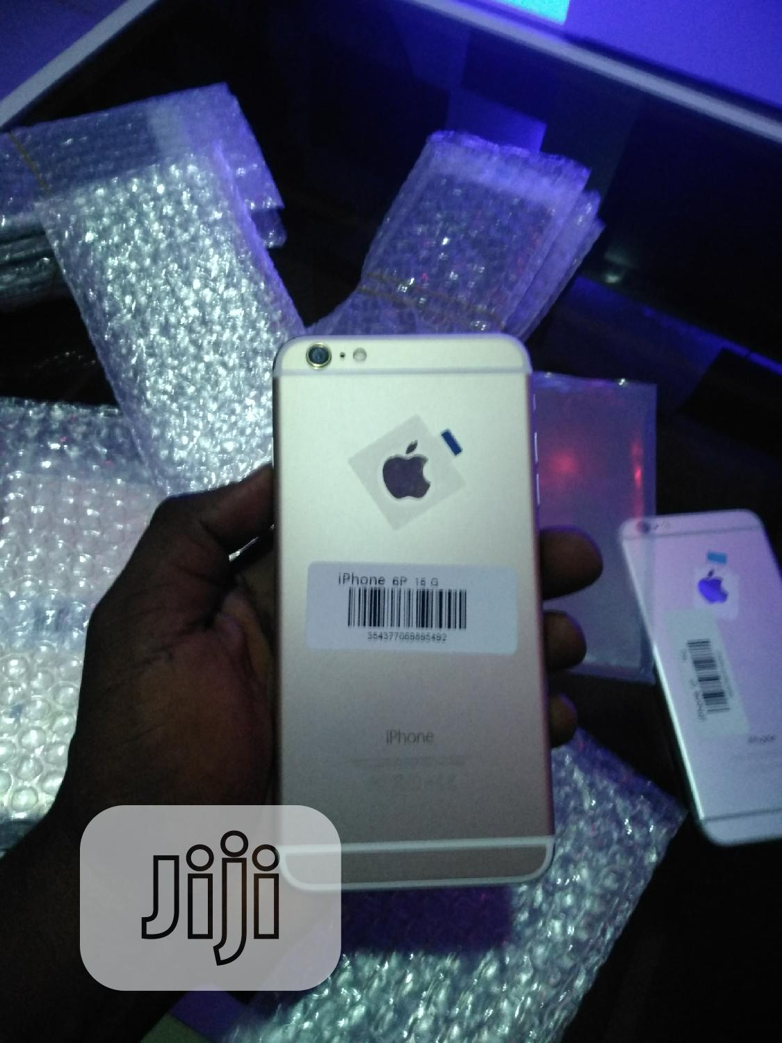 New Apple iPhone 6s Plus 16 GB Gold   Mobile Phones for sale in Abeokuta South, Ogun State, Nigeria