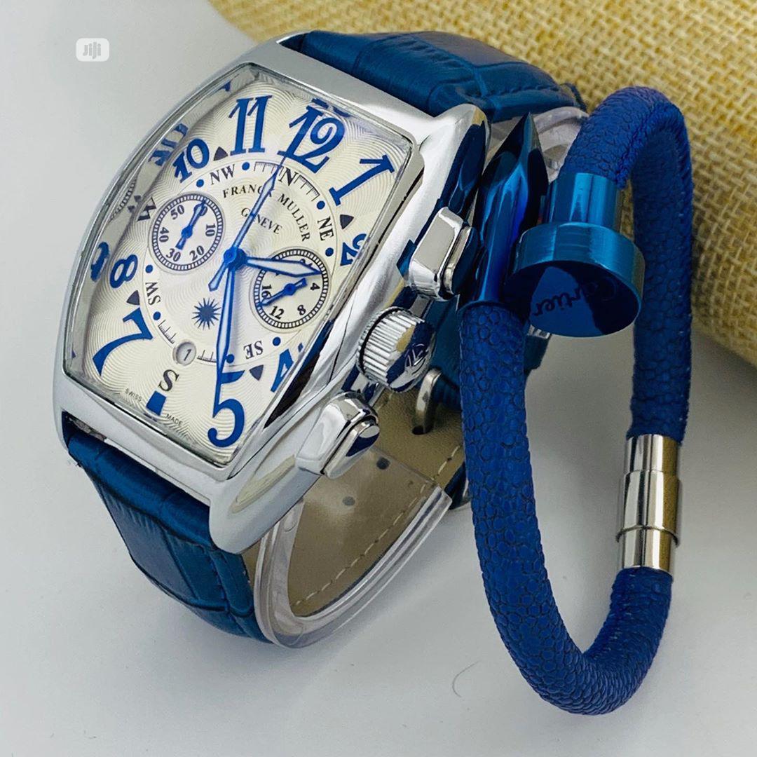 Frank Muller Wristwatch