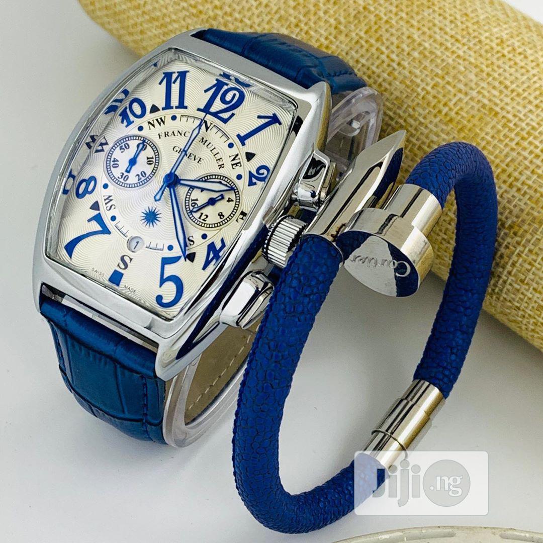 Frank Muller Wristwatch | Watches for sale in Lekki, Lagos State, Nigeria