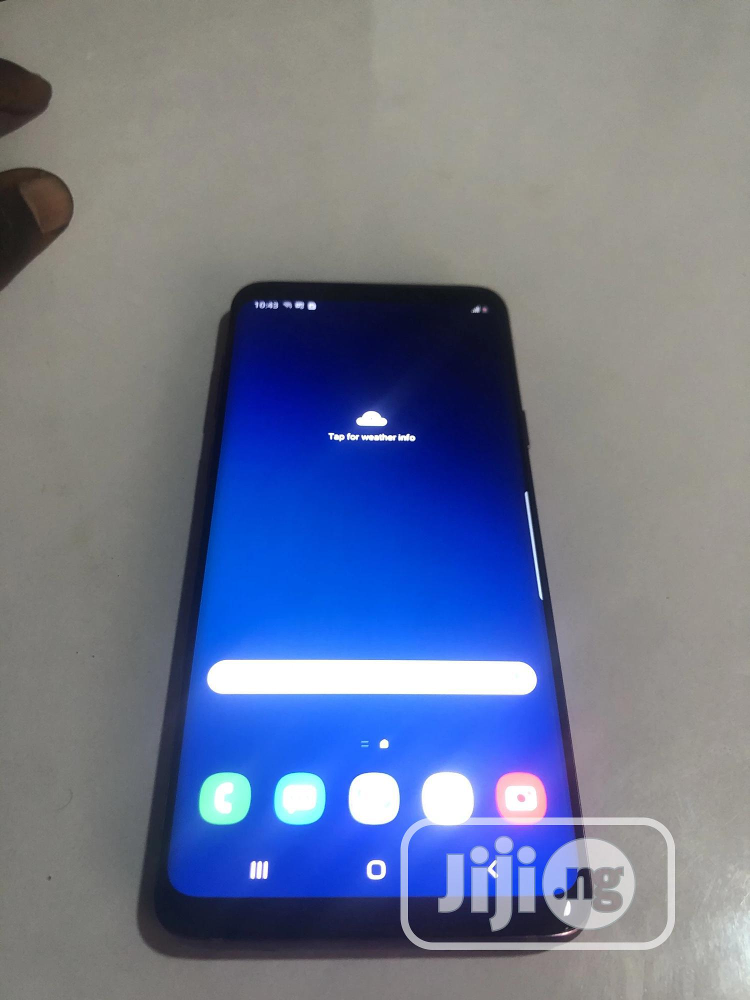 Samsung Galaxy S9 Plus 64 GB Pink | Mobile Phones for sale in Ikeja, Lagos State, Nigeria