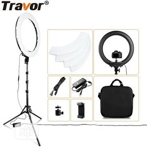 18 Inch Selfie Ring Light With Tripod Stand   Accessories & Supplies for Electronics for sale in Lagos State, Lekki