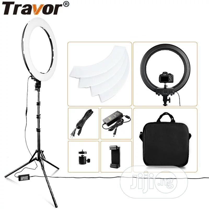 18 Inch Selfie Ring Light With Tripod Stand