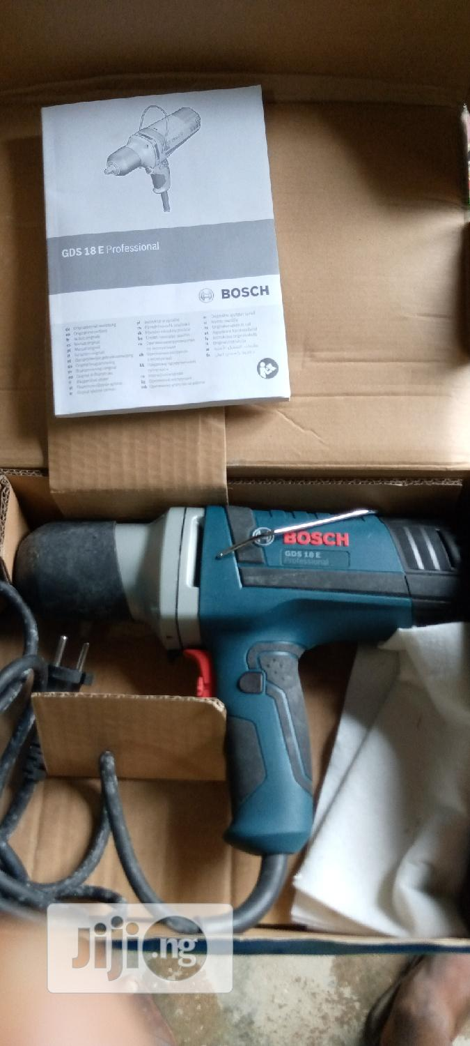 Bosch Impact Wrench   Electrical Hand Tools for sale in Lagos Island (Eko), Lagos State, Nigeria