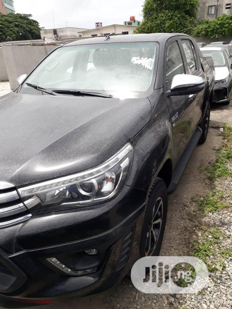 New Toyota Hilux 2020 Black | Cars for sale in Amuwo-Odofin, Lagos State, Nigeria