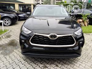 New Toyota Highlander 2020 XLE AWD Black | Cars for sale in Lagos State, Amuwo-Odofin