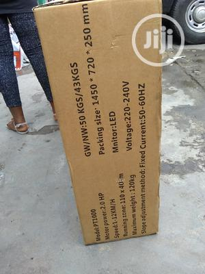 Premium Quality 2hp Treadmill With Massager, Dumbbell & Mp3 | Sports Equipment for sale in Lagos State, Ikotun/Igando