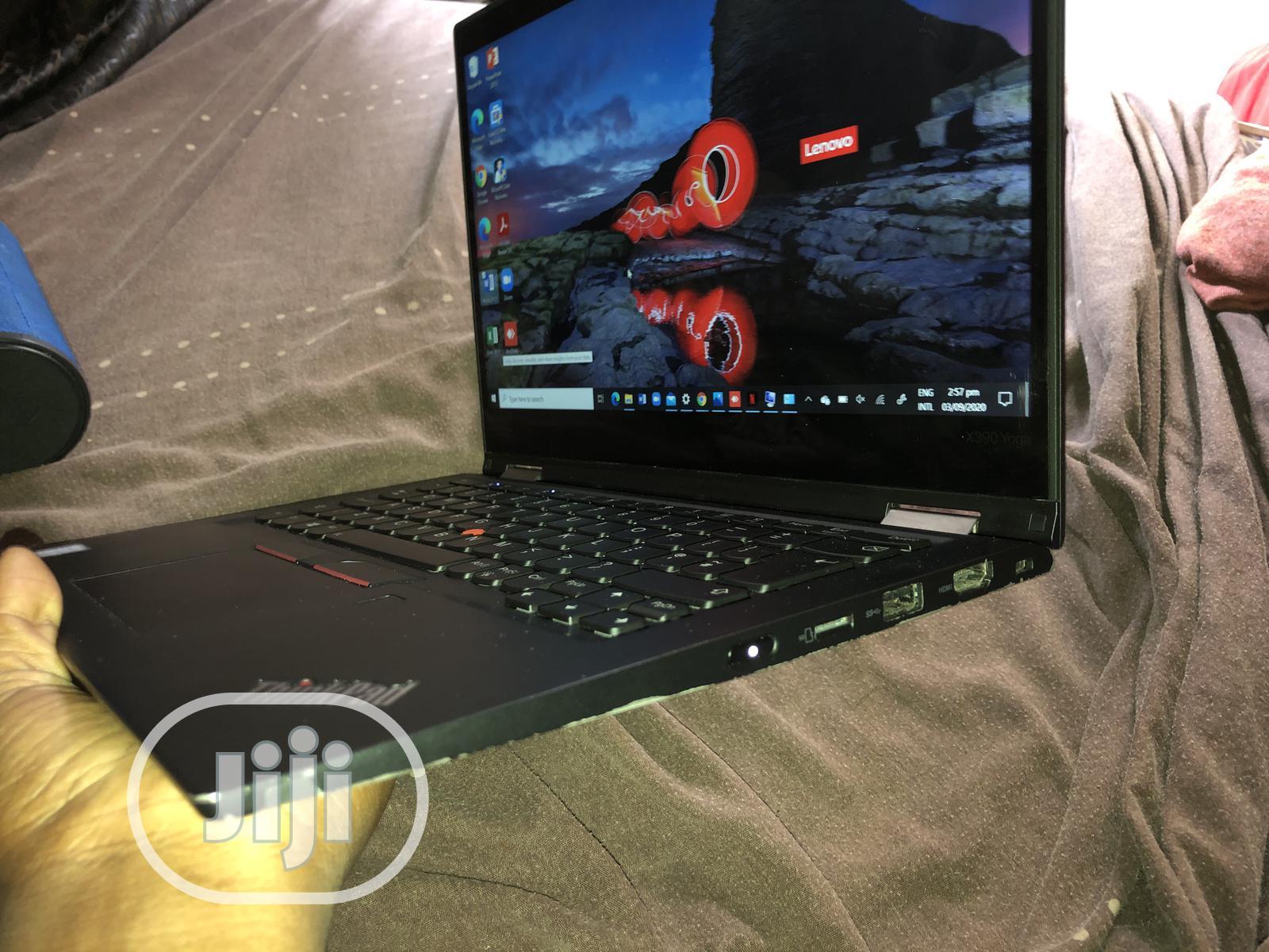 Laptop Lenovo Thinkpad Yoga 8gb Intel Core I7 Ssd 500gb In Surulere Laptops Computers Michael Femi Jiji Ng For Sale In Surulere Buy Laptops Computers From Michael Femi