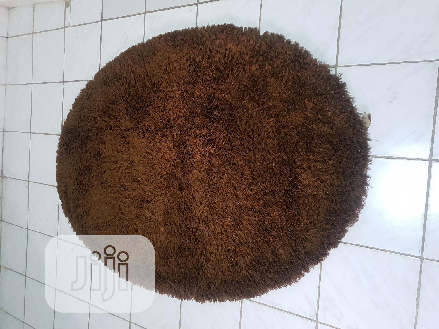 Archive: Oval Shaped Rug 3x5 Brown: Carpet