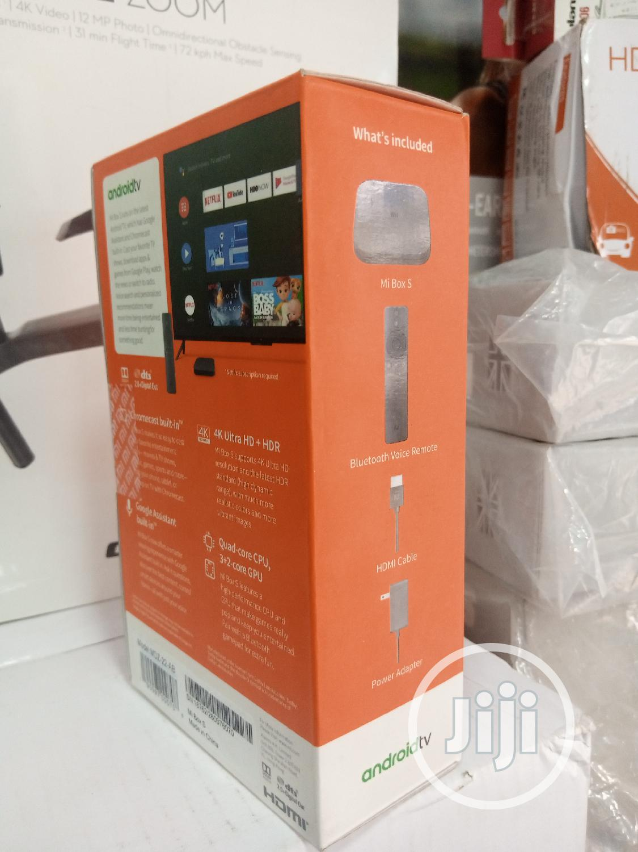 Mi Box 4k.   TV & DVD Equipment for sale in Lekki, Lagos State, Nigeria