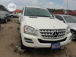 Mercedes-Benz M Class 2011 White | Cars for sale in Lagos State, Apapa