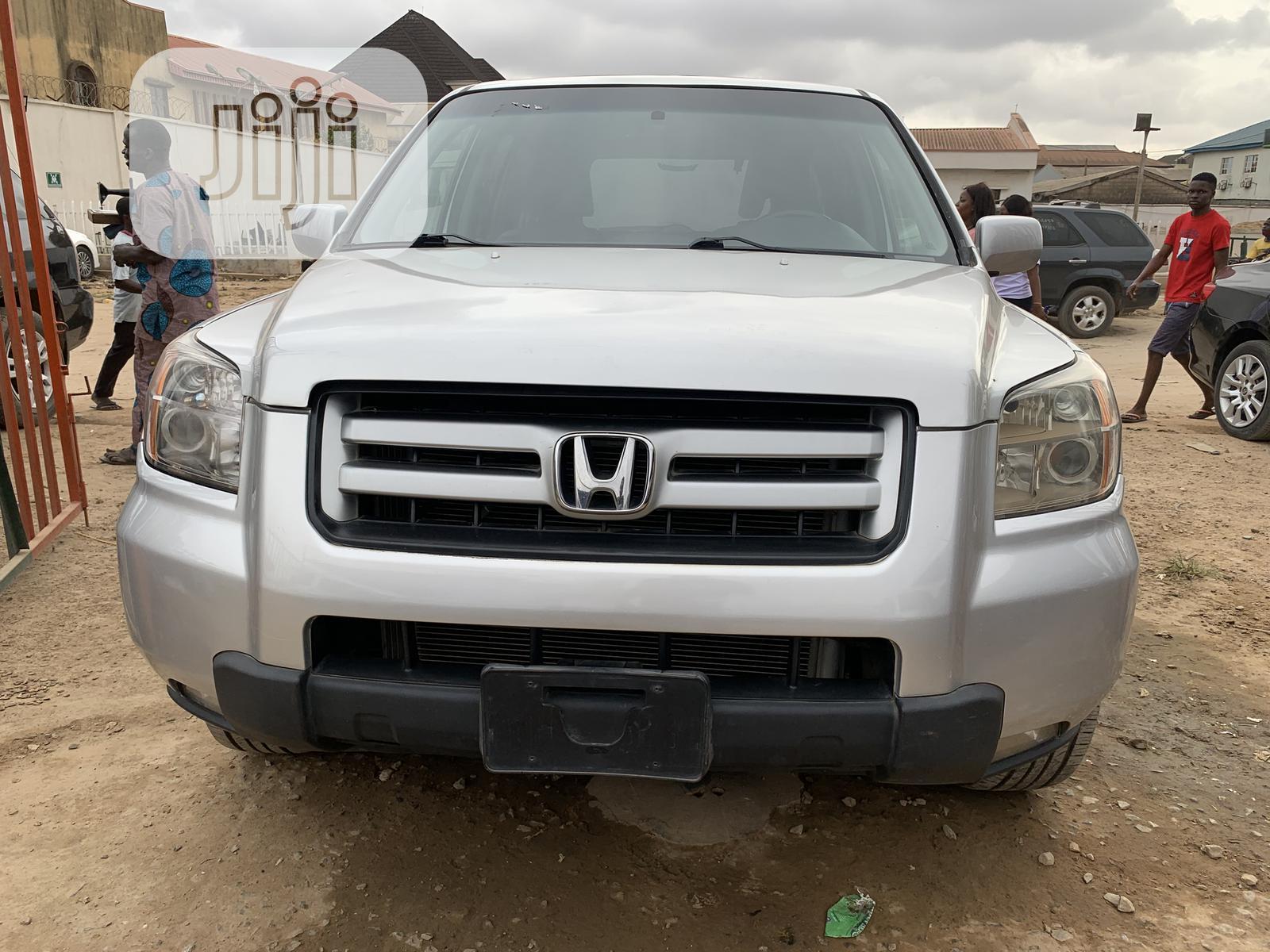 Honda Pilot 2006 LX 4x2 (3.5L 6cyl 5A) Silver