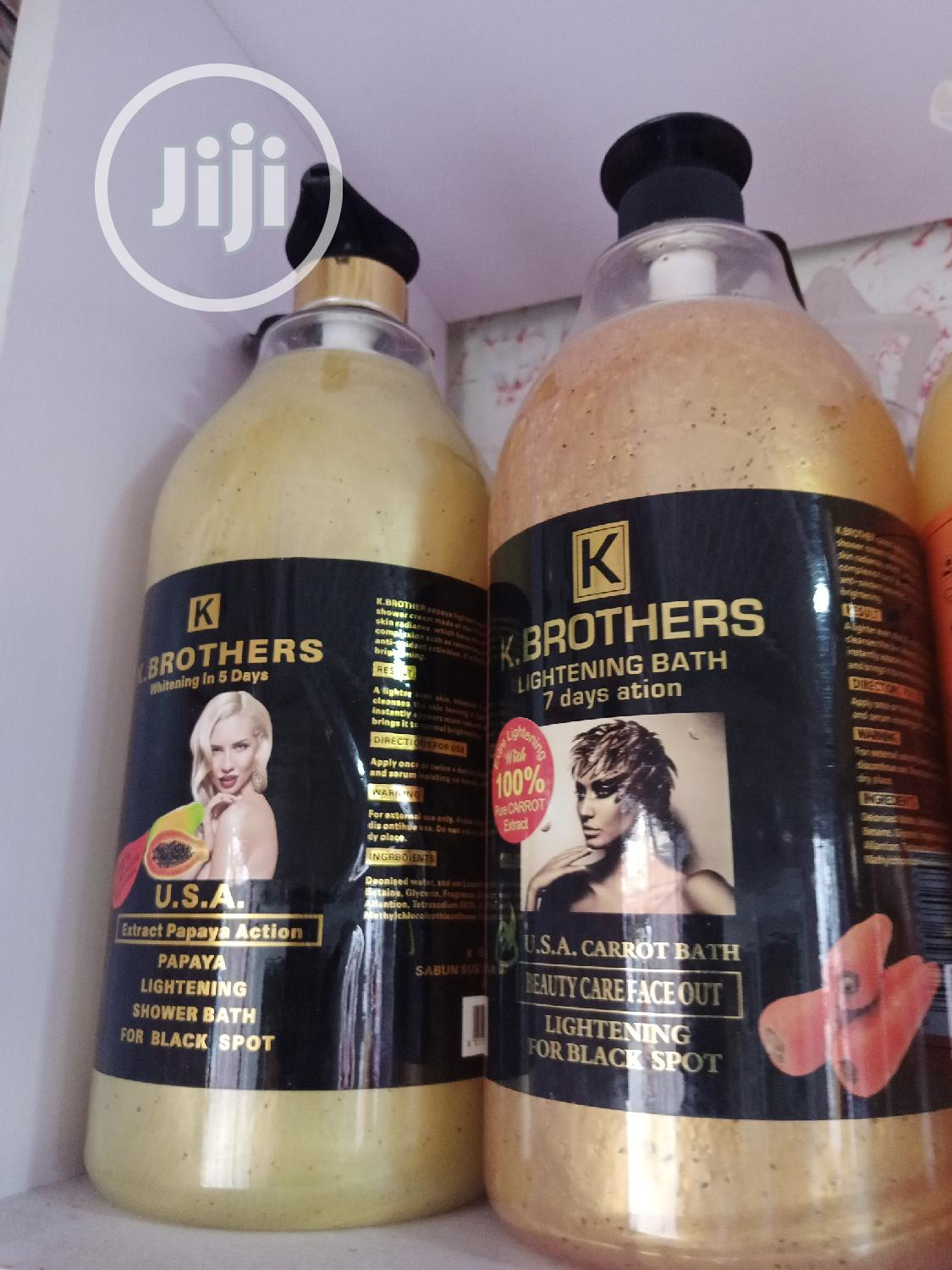 K Brothers | Bath & Body for sale in Ikeja, Lagos State, Nigeria
