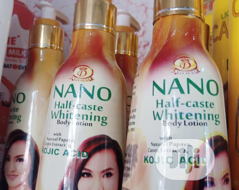 Nano Half-Caste Whitening