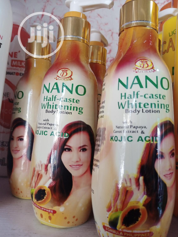Nano Half-Caste Whitening   Skin Care for sale in Ikeja, Lagos State, Nigeria