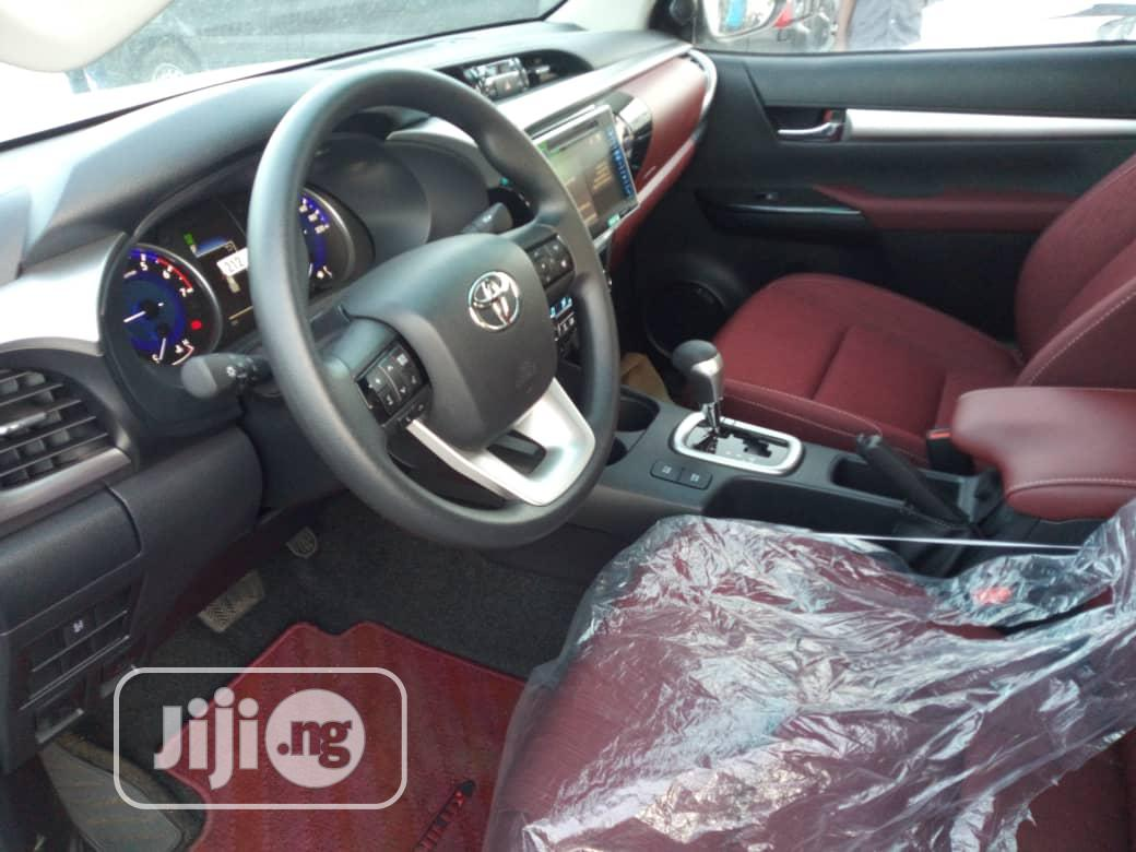 New Toyota Hilux 2020 Blue | Cars for sale in Amuwo-Odofin, Lagos State, Nigeria