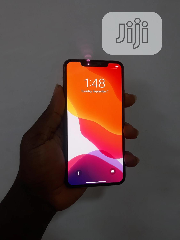 Apple iPhone 11 Pro Max 64 GB Black   Mobile Phones for sale in Ikeja, Lagos State, Nigeria