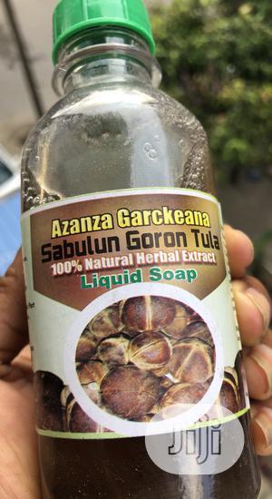 Sabulun Goron Tula (Liquid Soap) Azanza Garckeana   Bath & Body for sale in Lagos State, Ikoyi